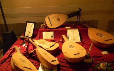 """Theatrum Instrumentorum"" esposizione di strumenti musicali. Anteprima dedicata alle scuole"