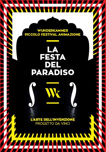 """""""La Festa del Paradiso"""". Spettacolo di musica, danza e videoanimazione"""
